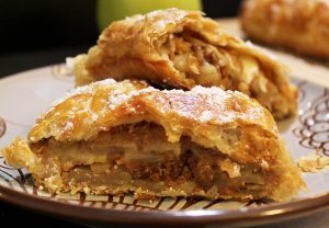 Easy Homemade Apple Strudel Recipe