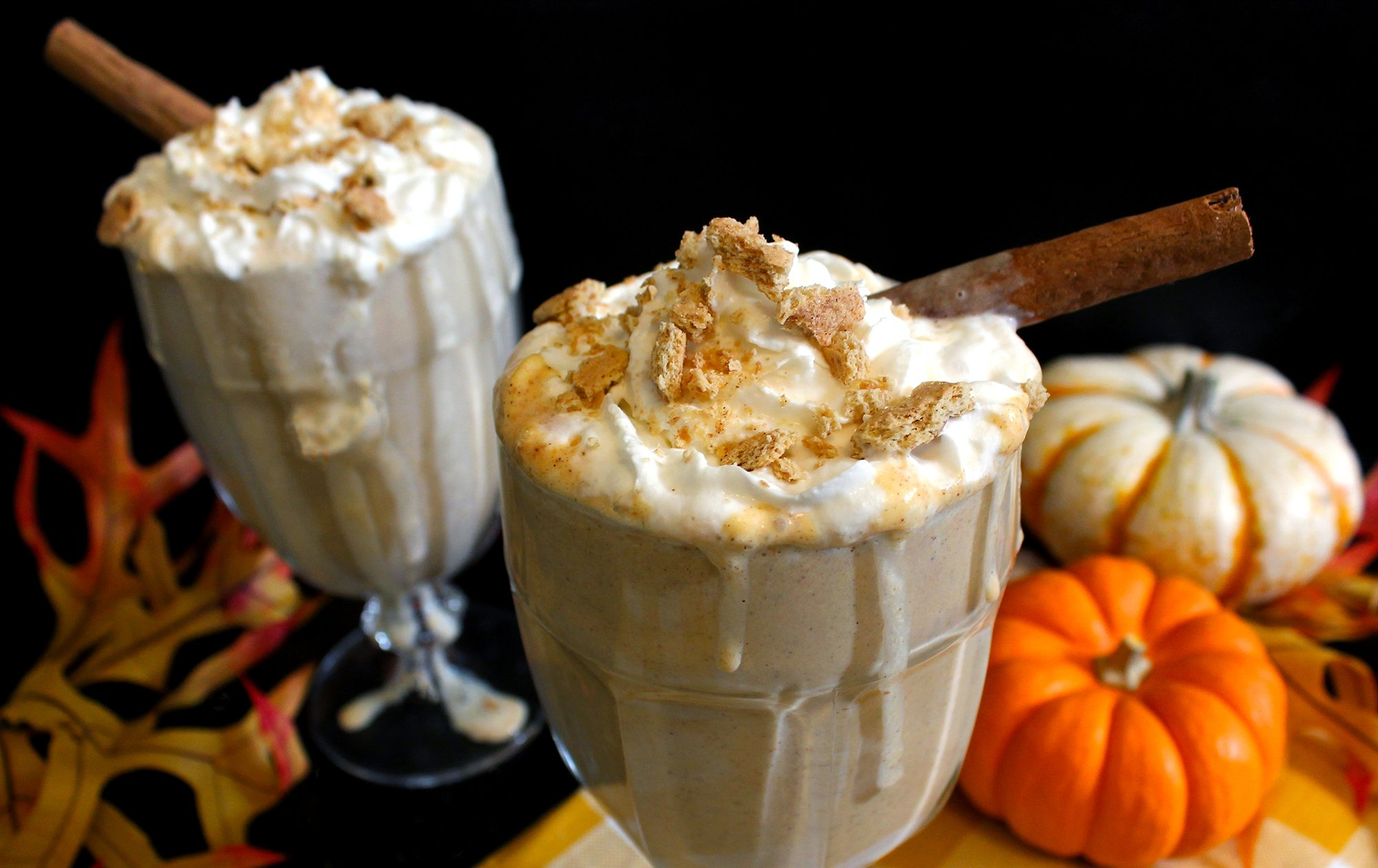 Pumpkin Pie Milkshake Recipe