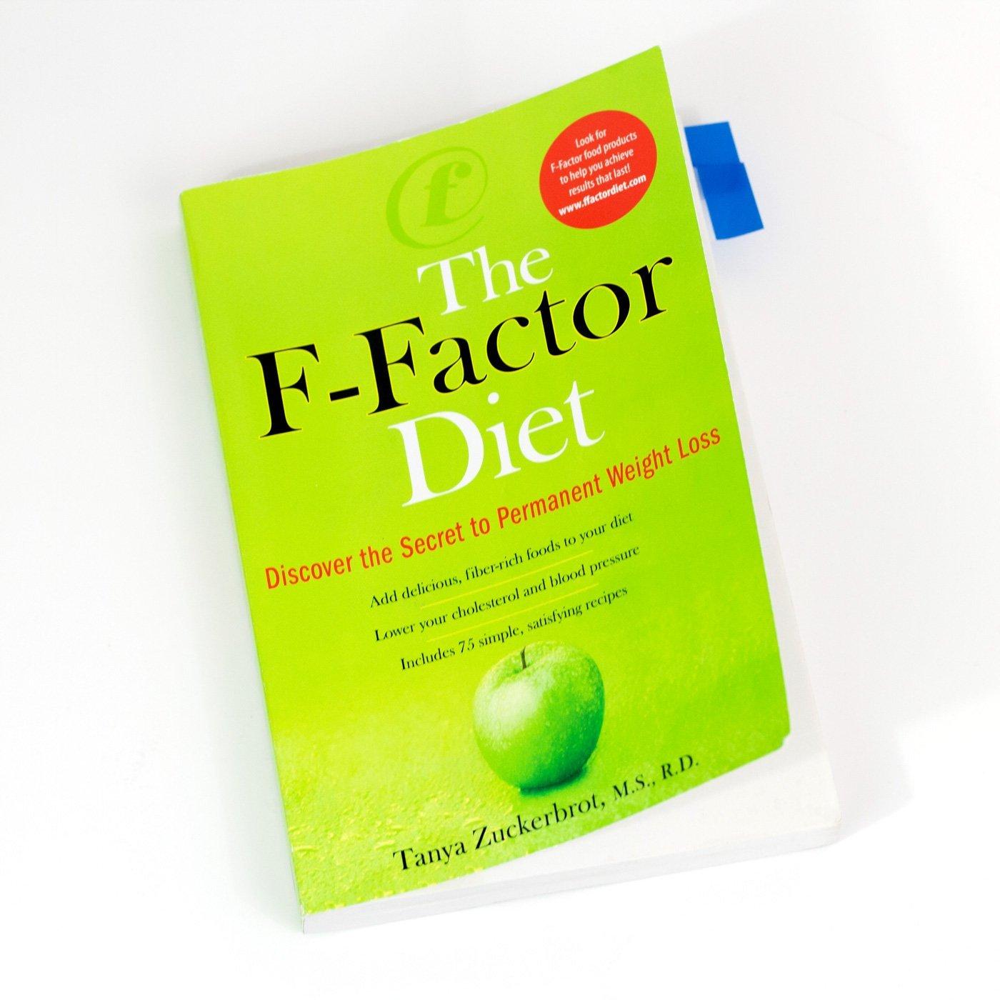 ffactor diet book