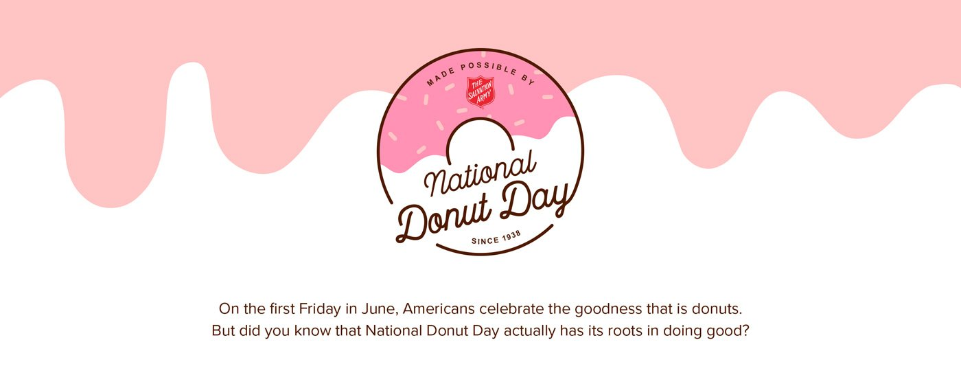 National Donut Day Recipe and History