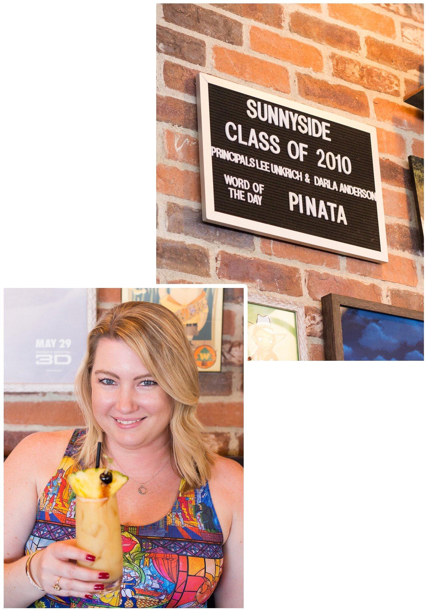 Natasha's Food Adventures at Lamplight Lounge
