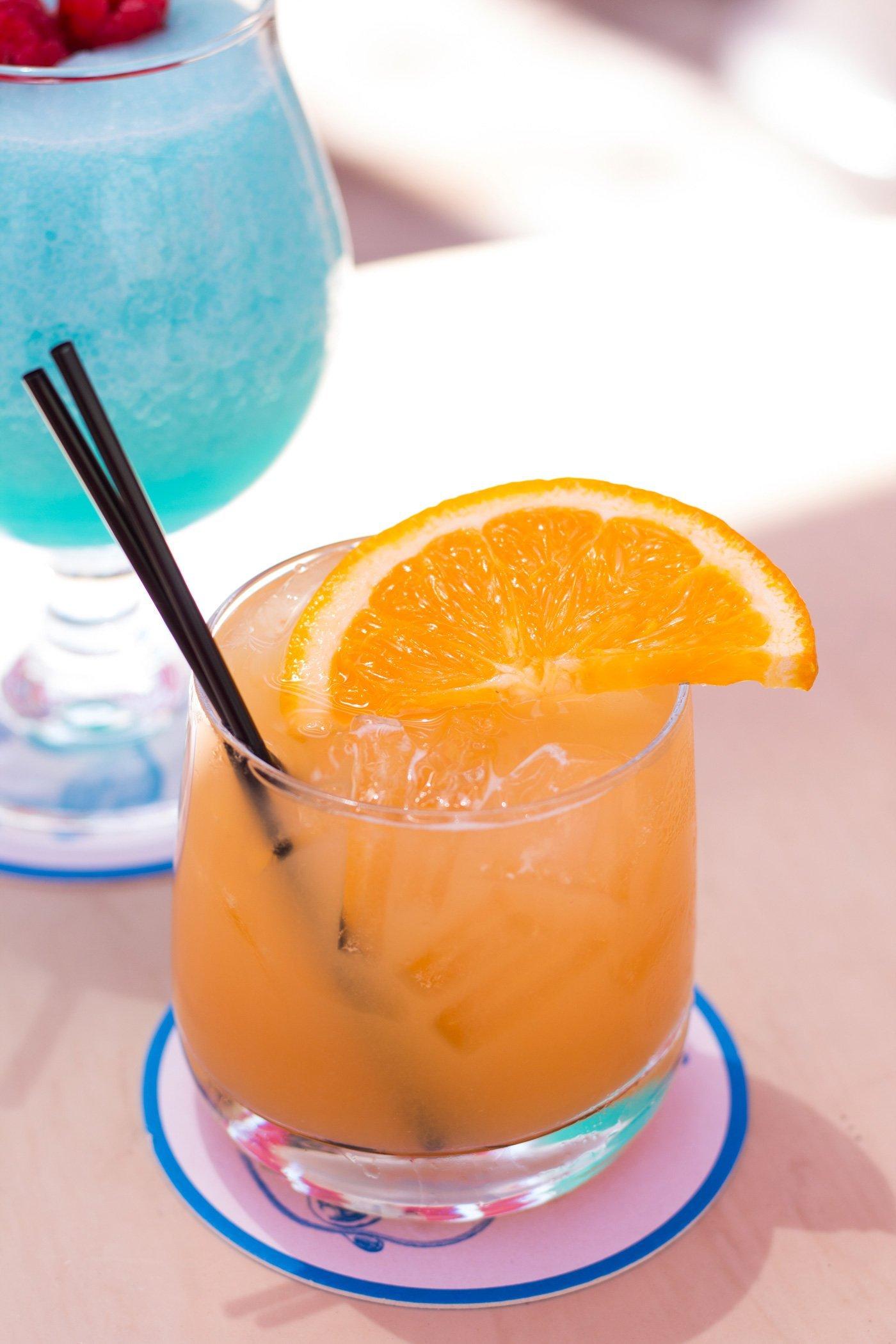 Lamplight Lounge Drinks