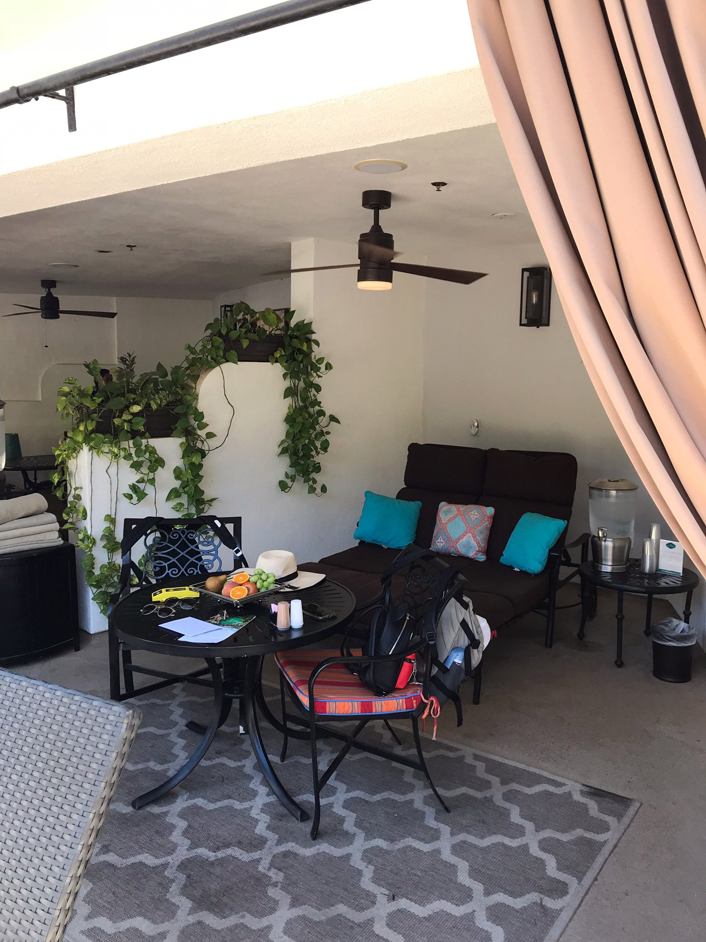 The Cabana At Ivy Terrace
