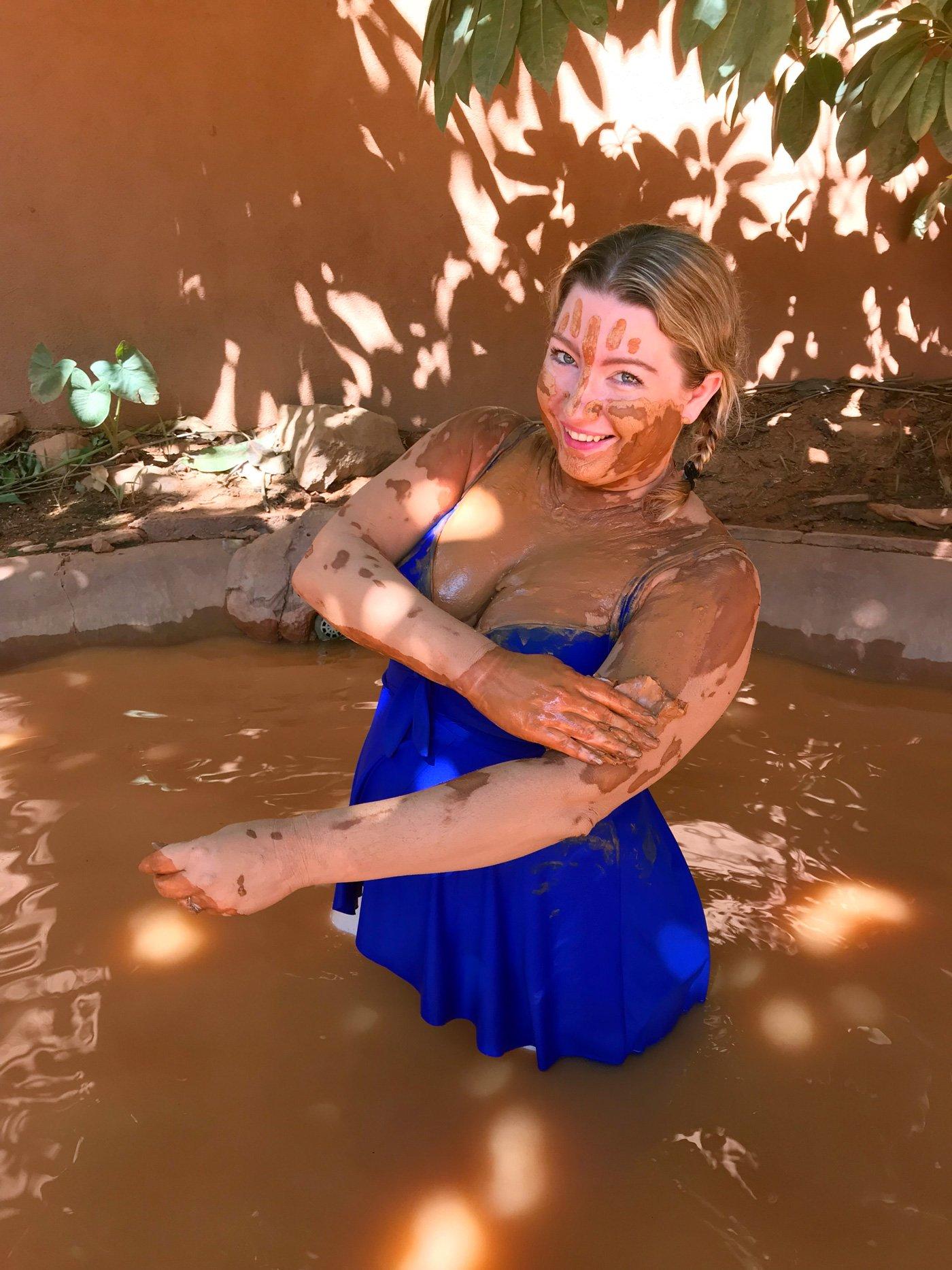 Natasha Octon at Club Mud