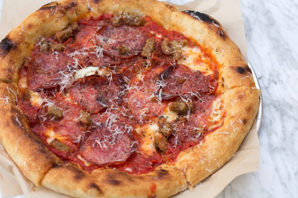The Pig Pizza