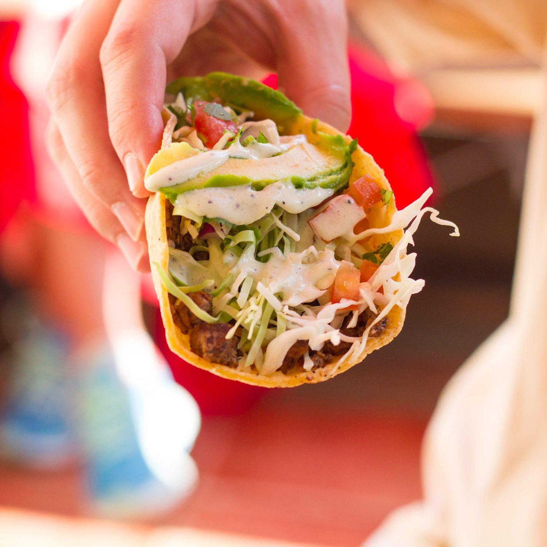 Mike's Taco Club in Ocean Beach - Surf & Turf