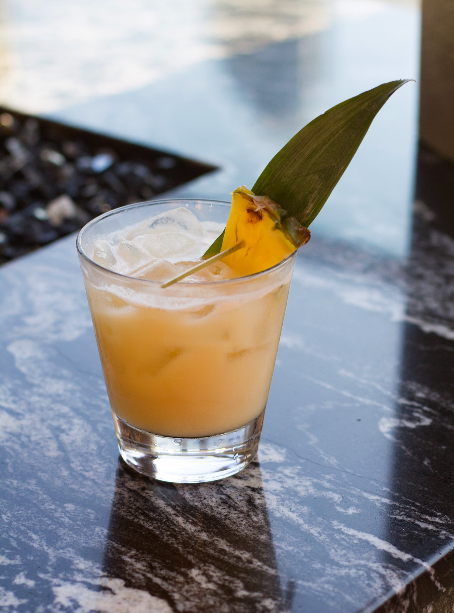 The Caribe Colada