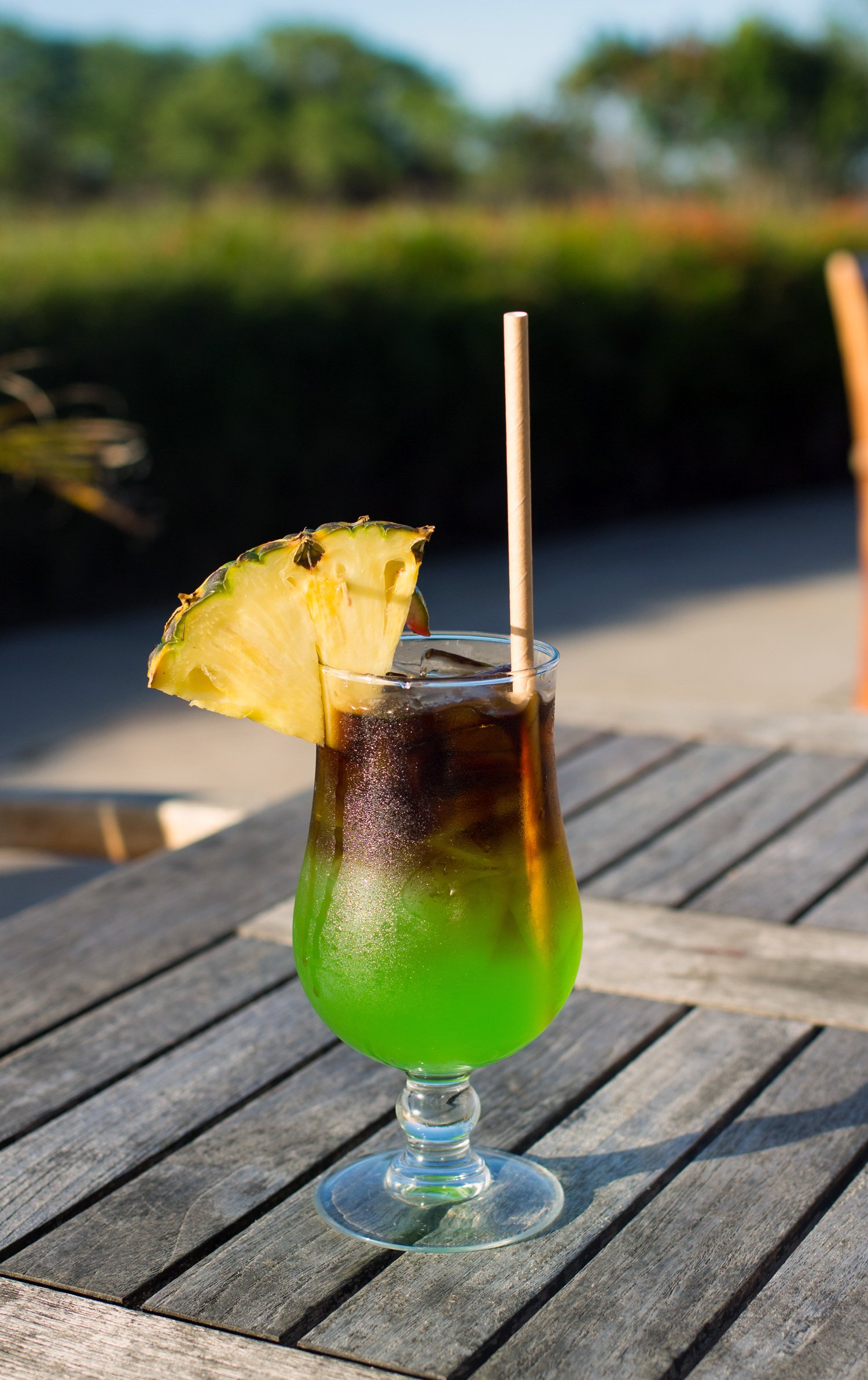 The Maui Wowie Cocktail