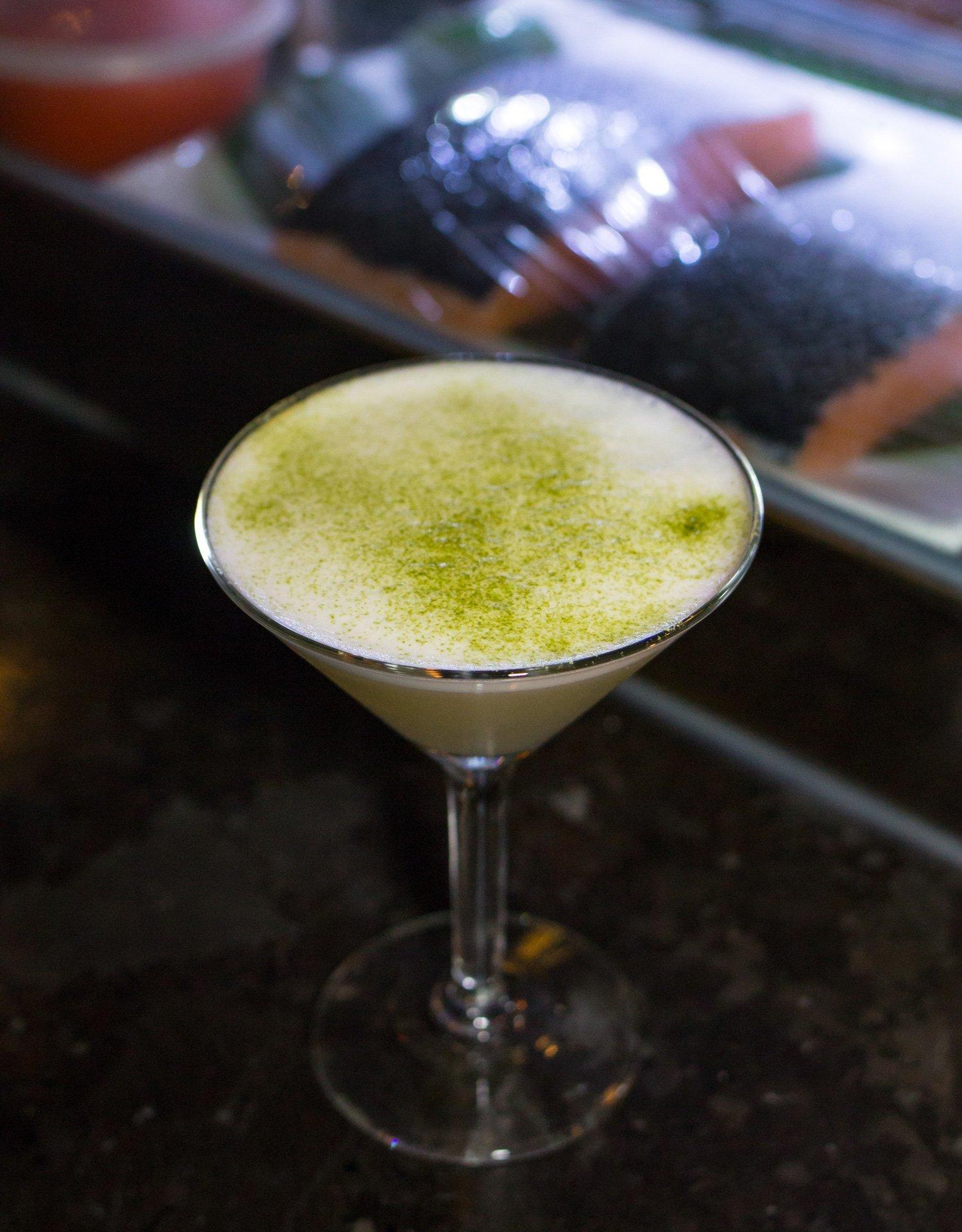 Matcha Martini