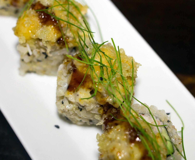 Full Moon Sushi Roll