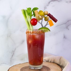 Spicy Bloody Mary Recipe