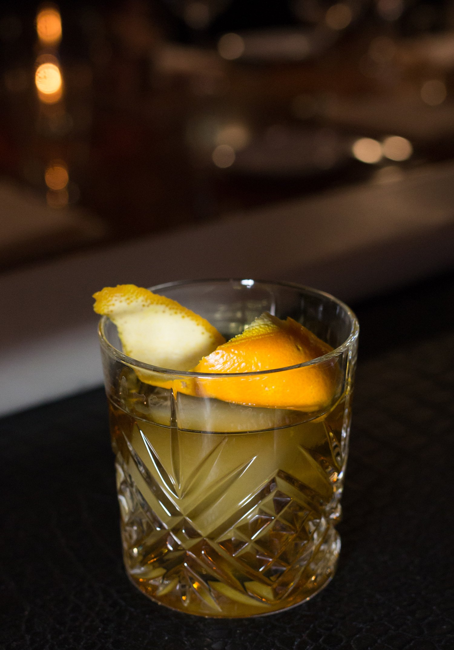 Not Your Daddy's Old Fashioned