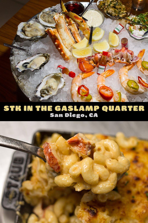 STK Modern Steakhouse & Chic Lounge
