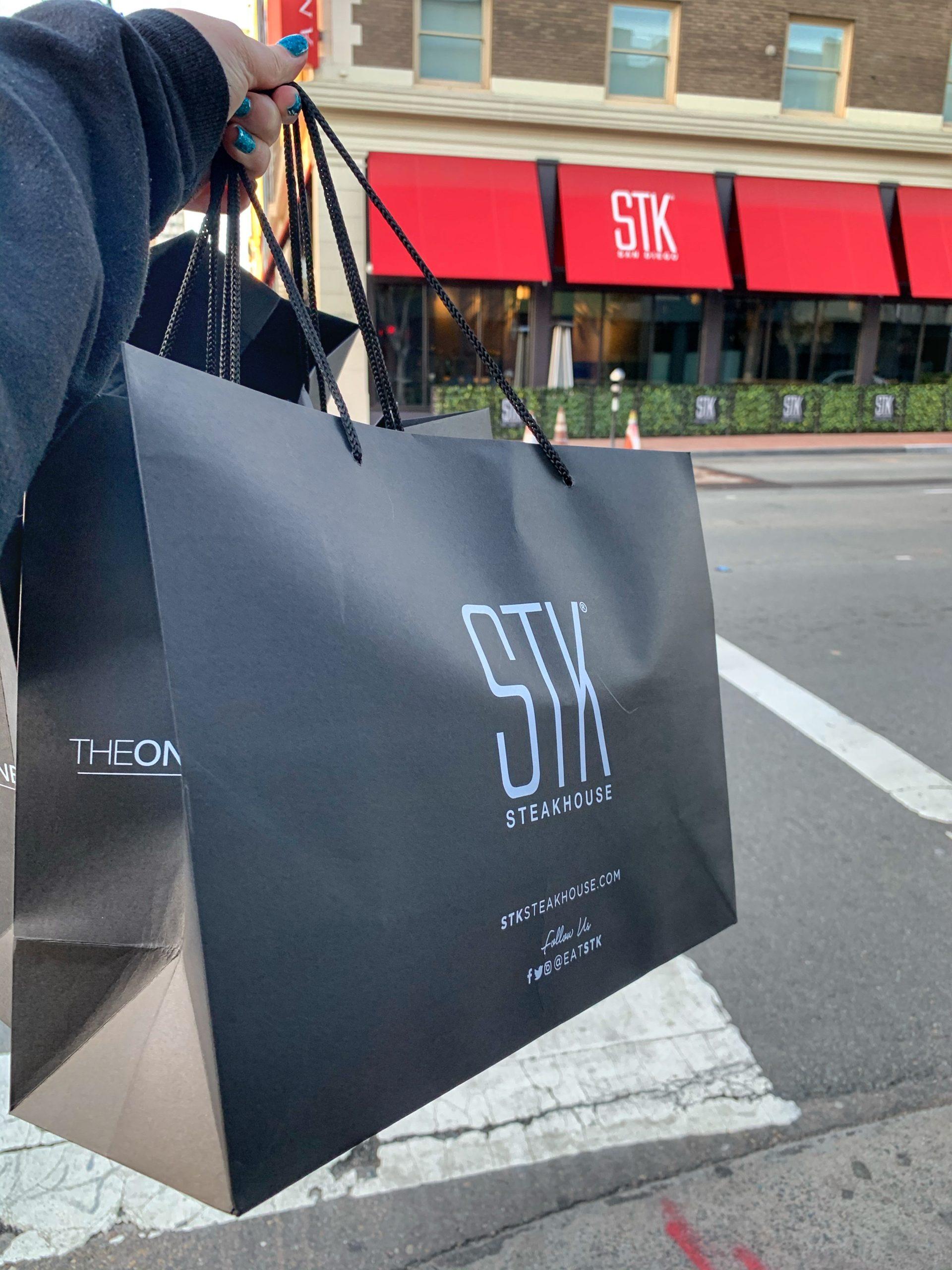 STK Takeout Bags