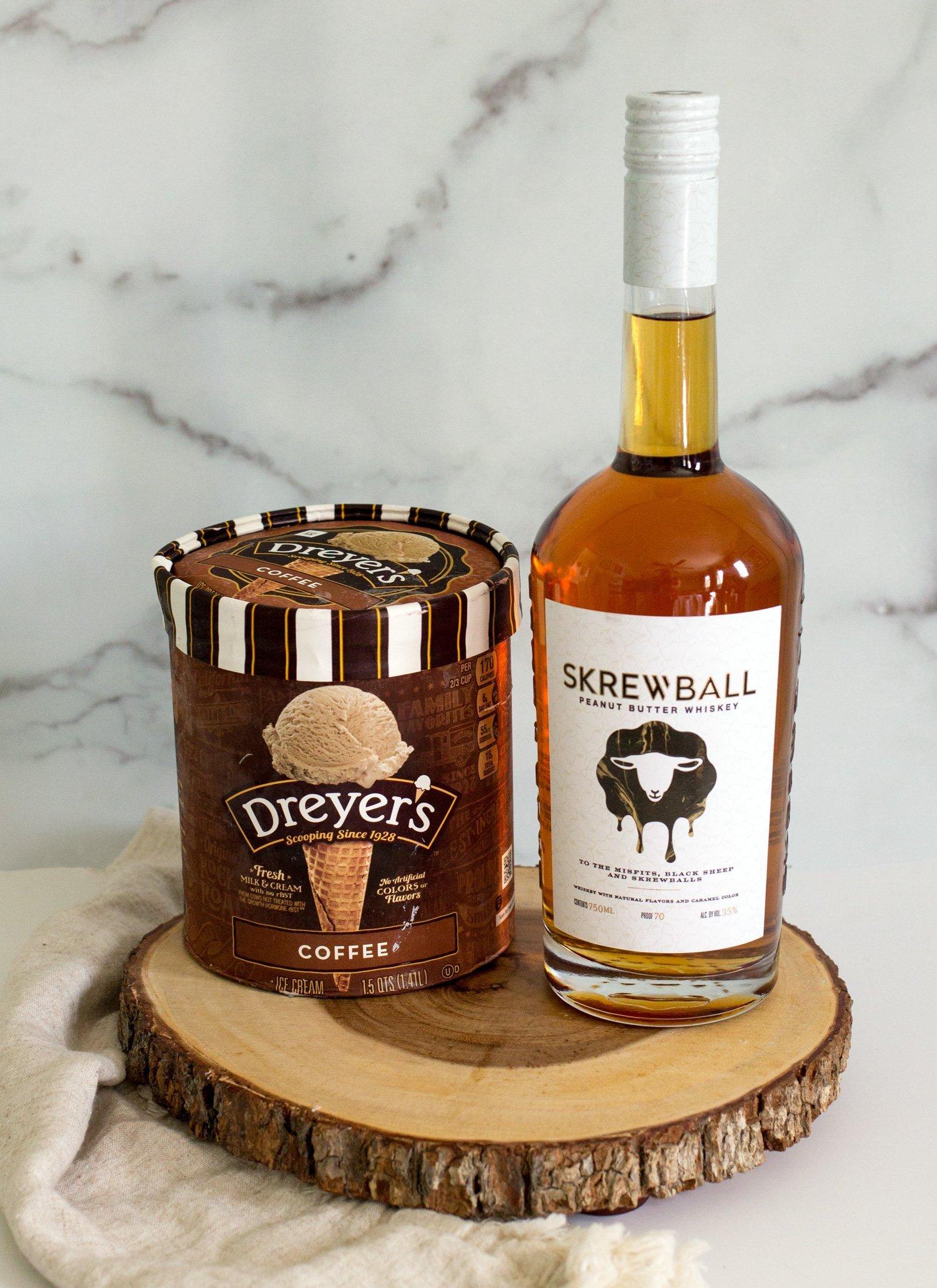 Skrewball Whiskey Milkshake Recipe