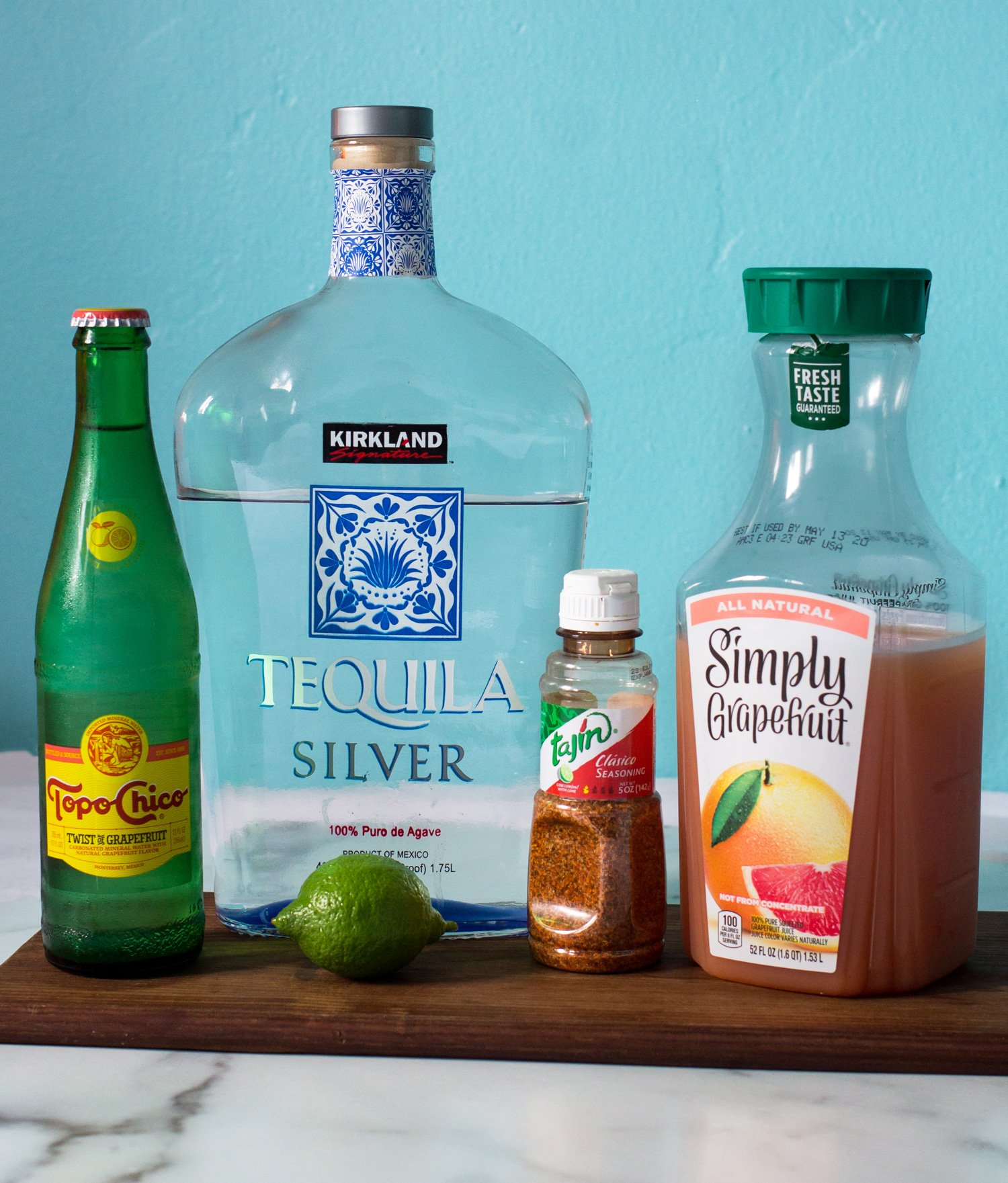 Paloma Cocktail Ingredients