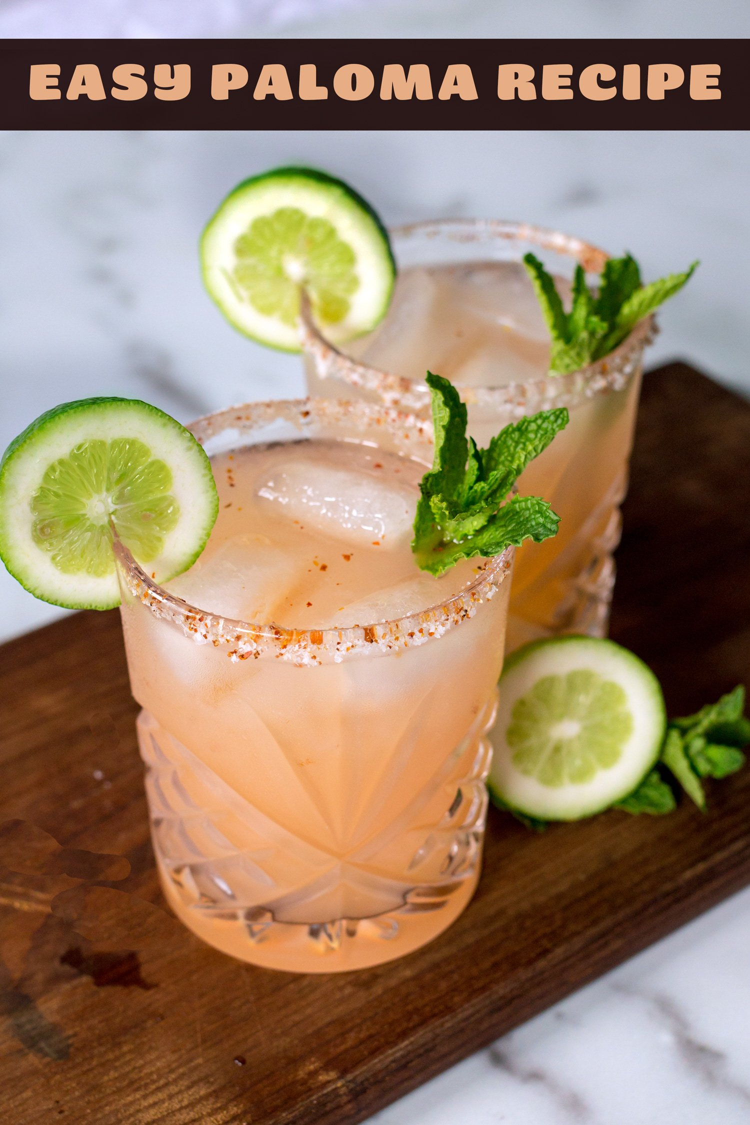 Easy Paloma Cocktail Recipe